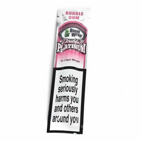 Blunt Wrap Bubble Gum