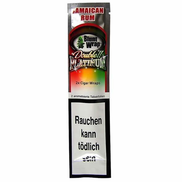 BLUNT JAMAICAN RHUM BLUNTWRAP